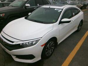2016 Honda Civic Sedan EX, super shape! EX