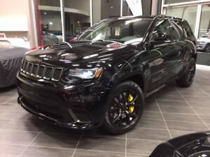 2018 Jeep Grand Cherokee TRACKHAWK*6.2L SRT V8 SUPERCHARGED*707