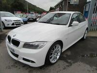 2011 61 BMW 3 SERIES 2.0 318D M SPORT PERFORMANCE EDITION 4D 141 BHP DIESEL