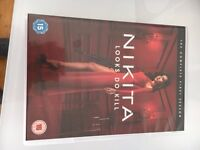 ** Nikita Boxset 1-4. Excellent Condition. Only £10. W13 **
