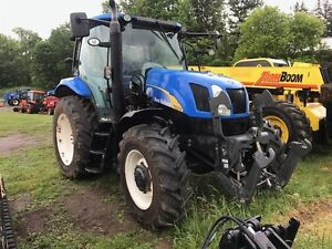 2008 New Holland T6010 4WD Tractor