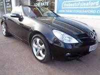 Mercedes-Benz SLK 320 S/H £5795 of added extras Nav Low Miles 52k