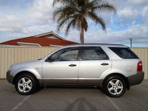 2004 Ford Territory SX TS (4x4) Silver 4 Speed Auto Seq Sportshift Wagon Albert Park Charles Sturt Area Preview