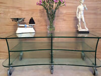 Display shelf / for a shop or business window / coffee / magazine table/ Tv stand