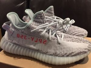 YEEZY BOOST 350 V2 BLUE TINT - Size 10.5