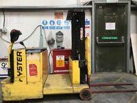 Hyster Pallet Stacker/Walk behind Forklift