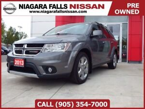 2013 Dodge Journey R/T | LEATHER | 8IN SCREEN