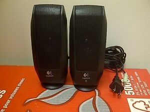 Logitech S120 2.0 Speakers