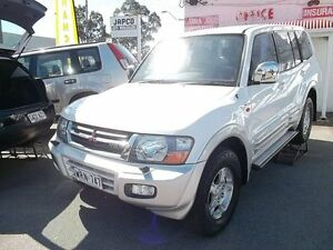 2001 Mitsubishi Pajero NM Exceed LWB (4x4) 5 Speed Auto Sports Mode Wagon Woodville Park Charles Sturt Area Preview