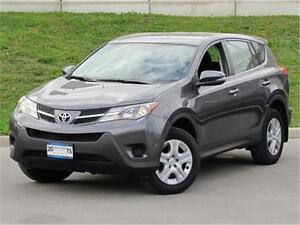 2015 Toyota RAV4 AWD|Cruise|AC|Keyless Entry|Bluetooth
