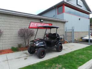 2008 Club Car Precedent Loaded Electric Golf Cart