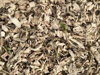 WOOD CHIPS/MULCH FOR YOUR GARDEN BEDS