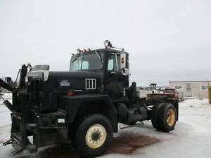 International Paystar Plow Truck 4x4