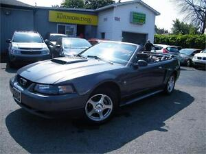 2003 Ford Mustang CONVERTIBLE ... MANUELLE