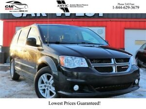 2014 Dodge Grand Caravan Crew | LOADED | DUAL DVD |