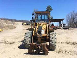 Dresser 515 Wheel Loader With Quick Connect