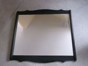 Solid  Wood  Mirror  Great Shape