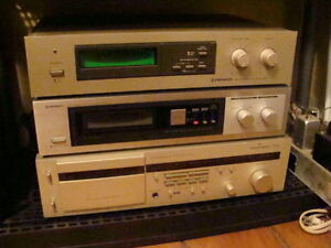 Pioneer Reverb's SR-9 & SR-60 also Harmon Kardon CD-91 tape deck