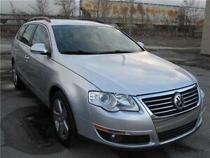 2008 Volkswagen Passat Wagon Trendline Leather Clean Carproof