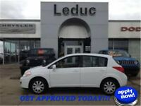 2007 NISSAN VERSA H/B - VERY CLEAN LOW KM! - GET APPROVED TODAY! Edmonton Edmonton Area Preview