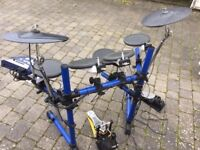 Roland electronic drum kit (V-drums). Great condition