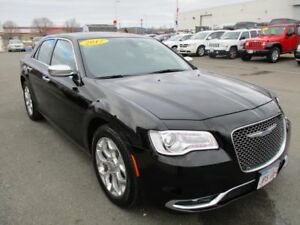 2017 Chrysler 300 C Platinum