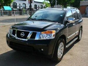 2015 Nissan Armada Platinum LOADED FINANCE AVAILABLE