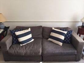 Raft interiors sofa rrp £1580