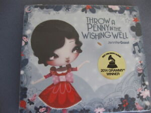 """Throw a Penny in the Wishing Well"" Children's Album"