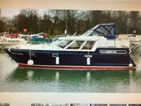 Stevens Steel Cruiser - Ambassador 1060 LOA 35' with 6 berths in very good condition