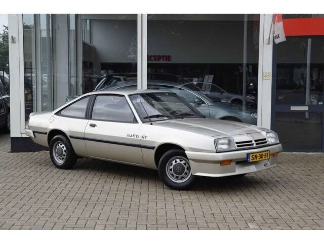 Wanted: Opel Manta Automatic