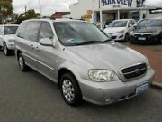 2004 Kia Carnival LS Silver 4 Speed Automatic Wagon Victoria Park Victoria Park Area Preview