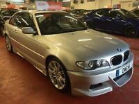 2004 (54) BMW 3 SERIES 320 Cd Sport