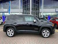 2015 Jeep Renegade 2.0 Multijet Limited 5Dr 4Wd Auto Hatchback Diesel Automatic