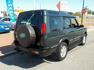 2004 Land Rover Discovery S Green 4 Speed Auto Active Select Wagon