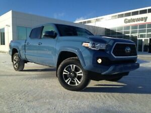2019 Toyota Tacoma TRD Sport Upgrade 4x4 Double Cab 140.6 in. WB