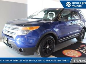 2013 Ford Explorer XLT 4X4/ LEATHER/ CAM/ NO FEES