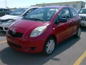 2007 Toyota Yaris   Certified/Emission Tested