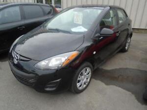 2011 Mazda Mazda2 GX **MANUELLE TOUT ÉQUIPÉ**