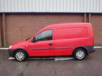 2003 VAUXHALL COMBO 1700 1.7Di 16V Van