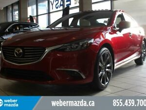 2017 Mazda Mazda6 GT DEMO SPECIAL LEATHER SUNROOF NAVIGATION