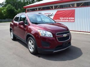 2014 Chevrolet TRAX 1LT Front-wheel Drive