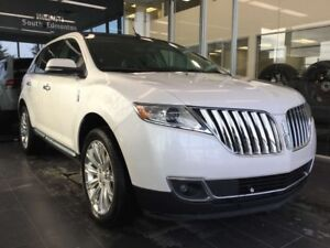 2014 Lincoln MKX HEATED/COOLED SEATS, SUNROOF,REAR VIEW CAMERA