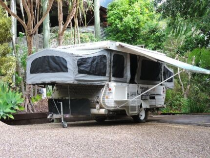 Goldstream Goldstorm RV 2006 Point Arkwright Maroochydore Area Preview