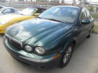 2003 Jaguar X-Type 2.5 AWD
