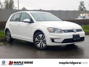 2016 Volkswagen e-Golf SE NO ACCIDENTS, LOW KILOMETRES, FULLY EL