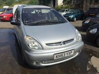 cheap car of the day 2004 Citroen Picasso Very good runner