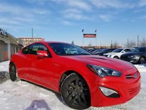 2015 Hyundai Genesis Coupe R-Spec, NAV, K.LESS ENTRY, B.CAM