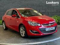 2013 Vauxhall Astra 1.6I 16V Sri 5Dr Auto Hatchback Petrol Automatic