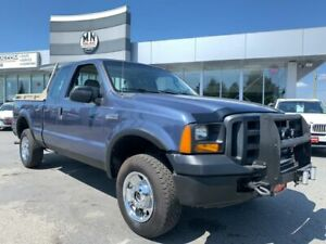 2007 Ford F-250 XL 5.4L 4WD OFF ROAD WORK BOX RACK ONLY 217KM